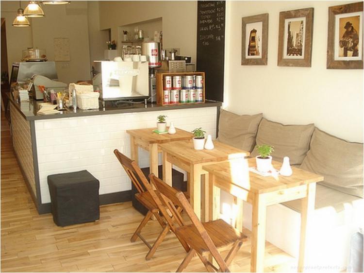 Small Coffee Shop Ideas: Attractive Small Coffee Shop Design & 50 Best Decor Ideas