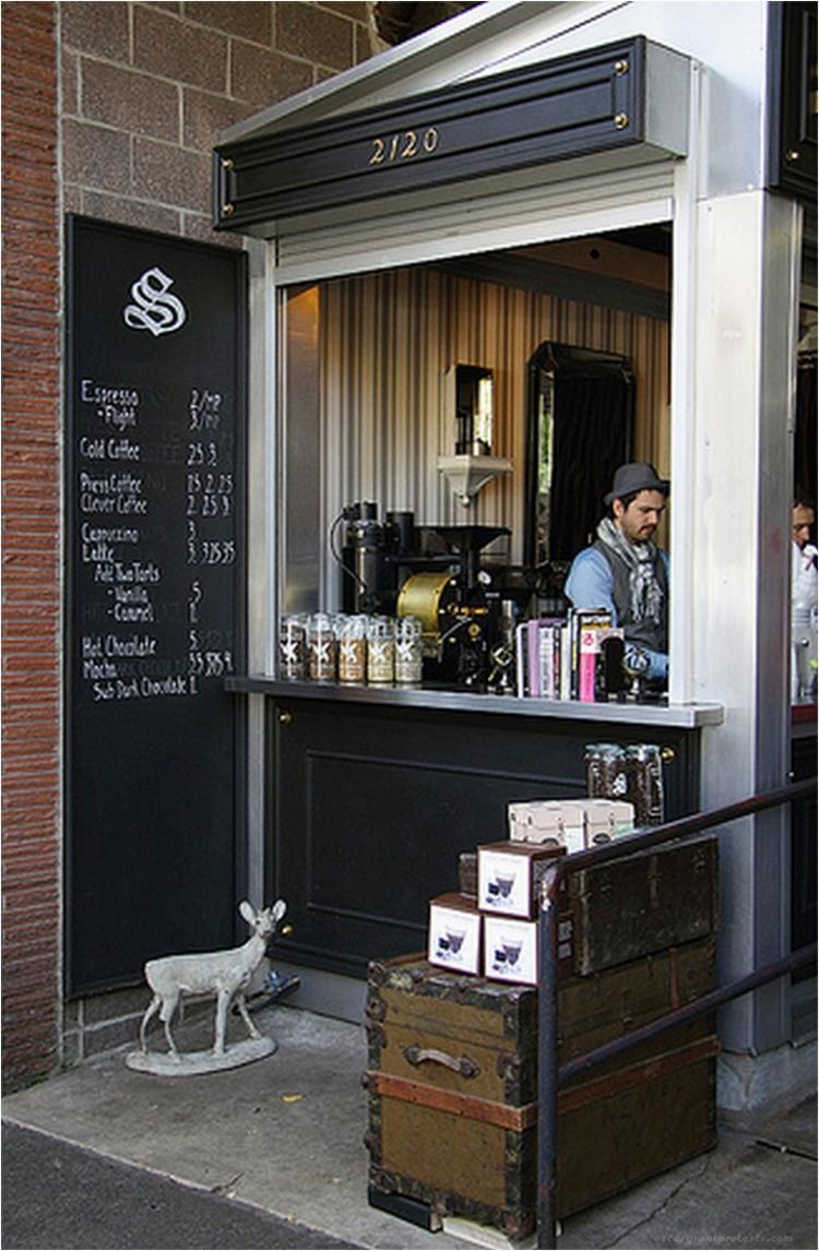 Attractive Small Coffee Shop Design & 50 Best Decor Ideas ...