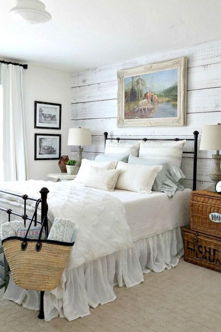30 FARMHOUSE BEDROOM DECOR AND DESIGN IDEAS