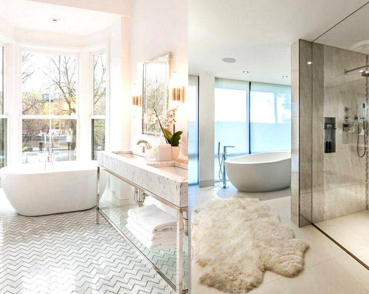 Creating Wonderful Luxury Bathrooms Design & 24 Decors Inspire for You