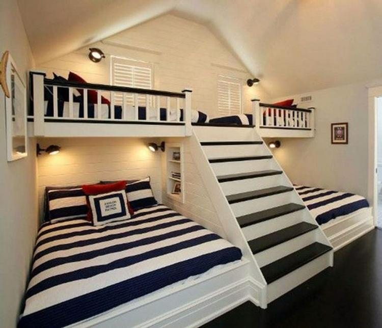 Beautiful Bedroom Decor And Design Ideas For Kids