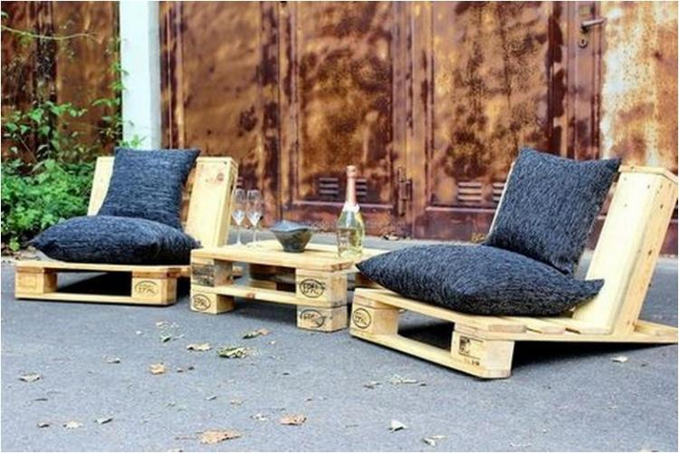 Make Wood Pallet Furniture Ideas, How To Make Simple Furniture