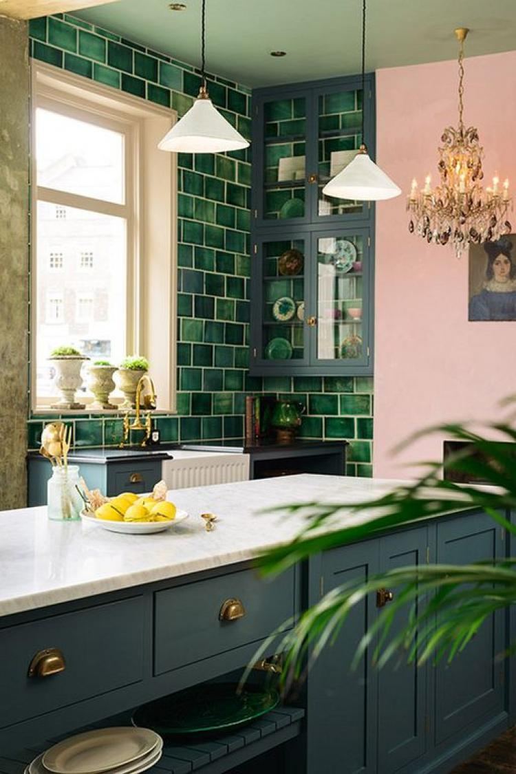 Emerald Green Kitchen Decor Ideas Page 12 Of 81