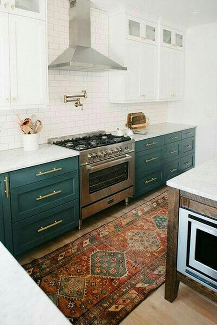 Emerald Green Kitchen Decor Ideas Page 56 Of 81