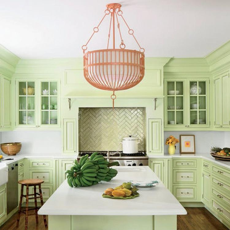 Green Kitchen Theme Ideas: Emerald Green Kitchen Decor Ideas