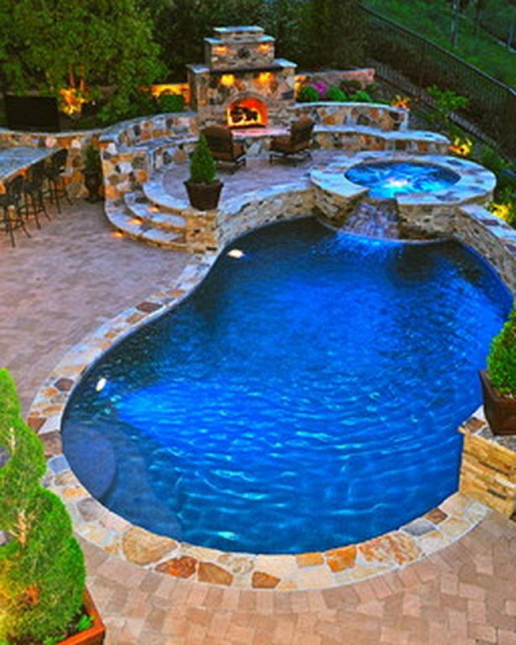 Gorgeous Swimming Pool Design Ideas For Kids - Page 33 of 33