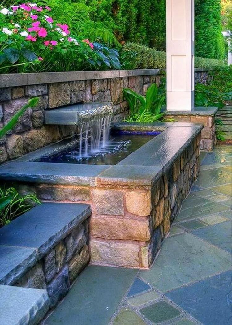 Beautiful Backyard Waterfall Ideas - Page 2 of 56