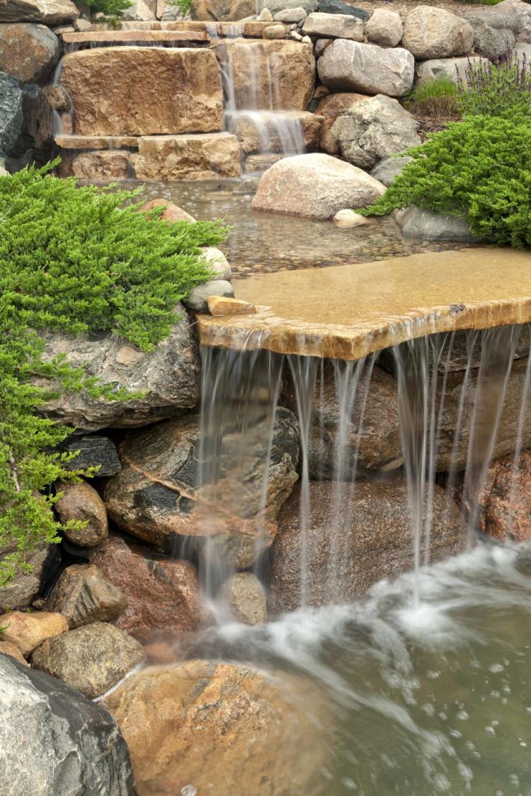 Beautiful Backyard Waterfall Ideas - Page 5 of 56