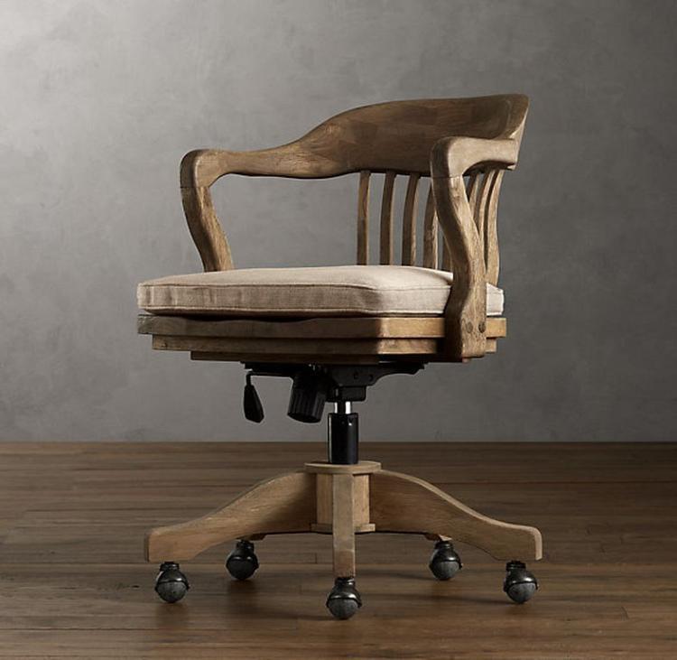 Best Vintage Office Chair Design Ideas