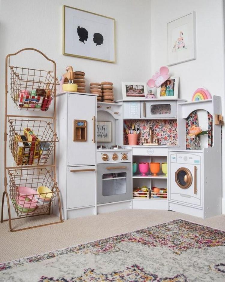 stylish toy storage ideas