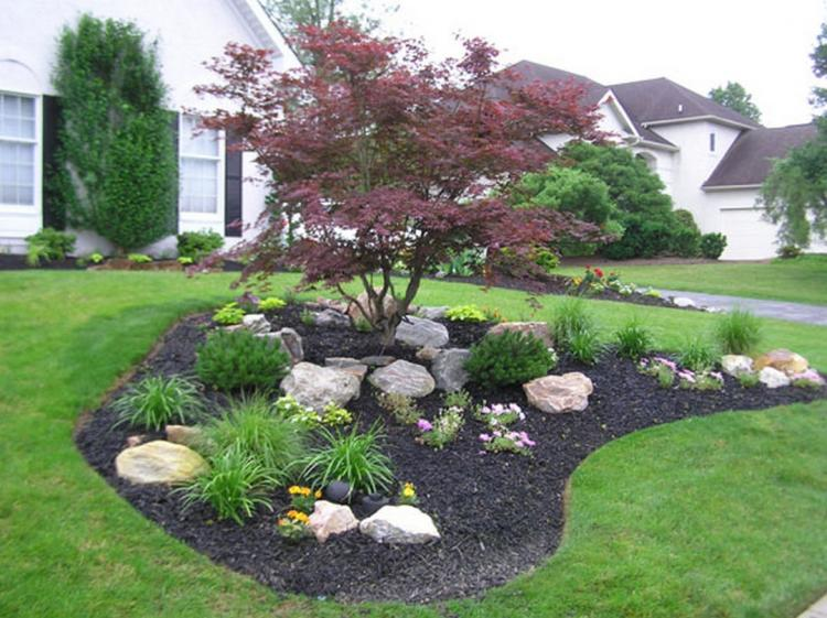 Unusual Front Yard Landscaping Design Ideas