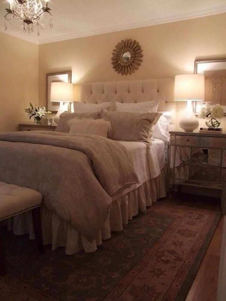 Romantic Room Designs: COZY AND ROMANTIC MASTER BEDROOM DESIGN IDEAS